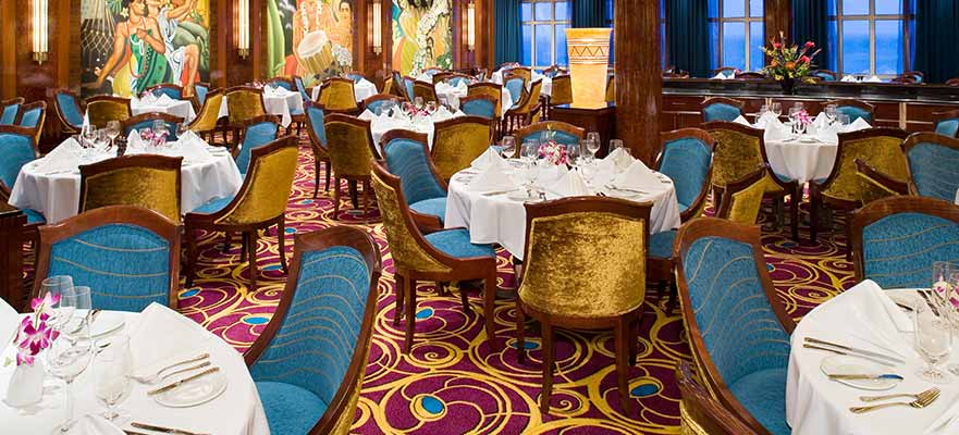 Grand Pacific Main Dining Room