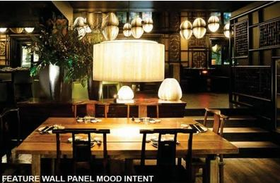FEATURE WALL PANEL MOOD INTENT