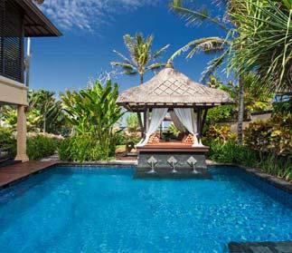 巴厘岛瑞吉度假酒店探