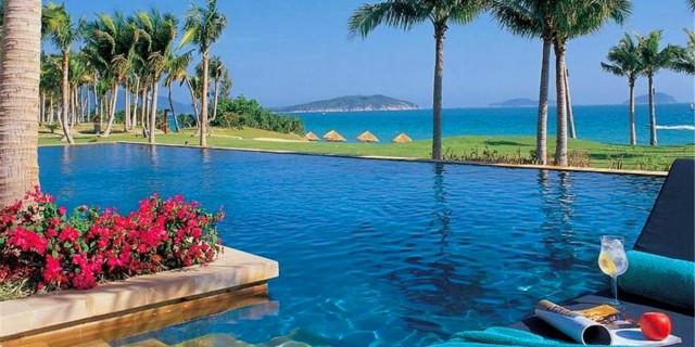 2016年度国内度假酒店
