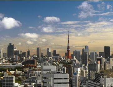 东京塔俯瞰全景+浅草寺半日游