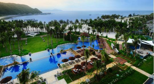 三亚半山半岛安娜塔拉度假酒店