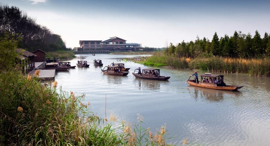 溱湖湿地公园门票多少钱