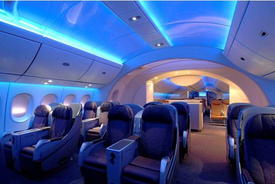 波音787梦想飞机介绍