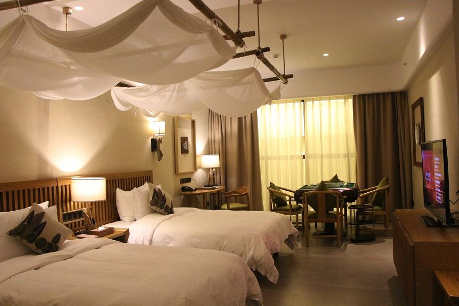 惠州巽寮湾海王子学习型酒店3晚,叹巽寮湾一线海景,私人沙滩,酒店特色