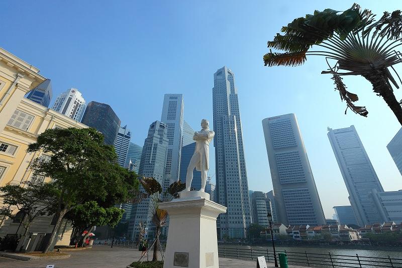 新加坡河江阴美食浦发图片