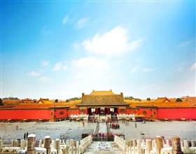 [1-Day Tour] Tian'anmen Square, Forbidden City & Mutianyu Great Wall (Private)