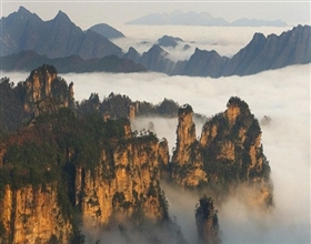 [3-Day Tour] Zhangjiajie: Tianzi Shan, Yuanjiajie & Huanglong Cave (Private)
