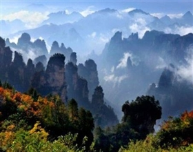[3-Day Tour] Zhangjiajie: Tianzi Shan, Yuanjiajie & Baofeng Lake (Private)