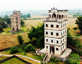 [1-Day Tour] Kaiping Diaolou & Chikan Old Town (Group, includes lunch)