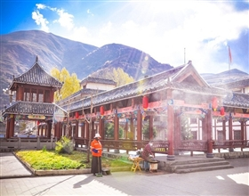 [1-Day Tour] Songpan Ancient Town & Muni Valley Park (Private)