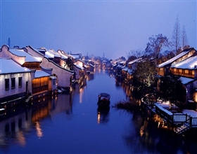 [1-Day Tour] Wuzhen Watertown (Private, depart Hangzhou)