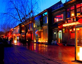 [Evening Tour] Beijing Night Walking (Private, no-shopping)