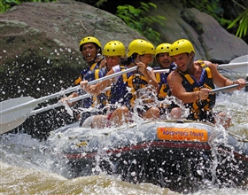 [1-Day Tour] Ayung River Rafting Morning B (11:00 Start, Group)