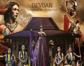 [Ticket] Devdan–Treasures of the Archipelago (B)