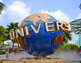 Universal Studio Singapore<sup>®</sup> 1-Day Pass Adult Admission (aged 13-59)