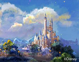 Tiket 1-Hari Shanghai Disneyland (Anak)