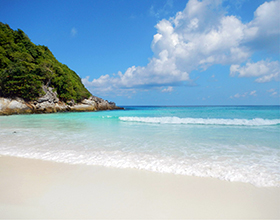[1-Day Tour] Racha Island (Group, by speedboat)