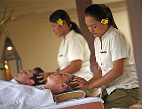 [Activity] Royal Kirana Spa & Lunch Package