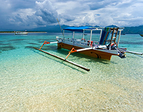 [1-Day Tour] Gili Air & Meno (Group, includes lunch)