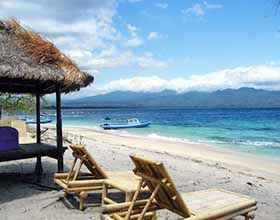 [1-Day Tour] Gili T, Air & Meno Island Hopping (Group)