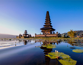 [1-Day Tour] Stunning Northwest Bali (Group)<br>[Visa Exclusive 2017]