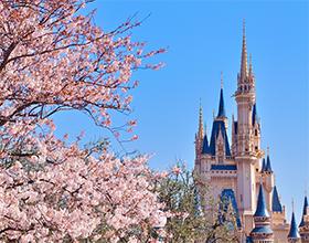 東京迪士尼樂園單日成人票(18-64周歲,不指定使用日期)