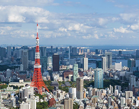 [Ticket] Tokyo Tower Main Observatory Adult Admission (aged 15 or above)