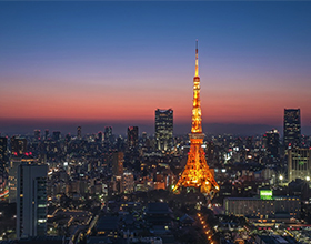 [Ticket] Tokyo Tower Main Observatory Child Admission (aged 4-6)