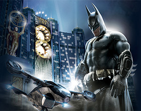 [Ticket] Batman Dark Flight & Golden Reel Combo
