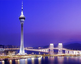 [Ticket] Macau Tower Child/Senior Admission (aged 3-11/65 or above)