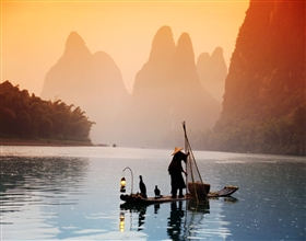 [1-Day Tour] Guilin–Yangshuo Li River Cruise (Group)