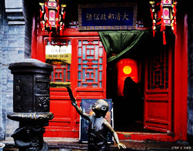 [Half-Day Tour] Beijing Hutong Rickshaw (Private, no-shopping)