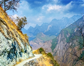 [1-Day Tour] Tiger Leaping Gorge (Private)