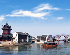 [1-Day Tour] Grand Canal Cruise & Suzhou Essence (Private, no-shopping)