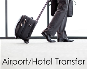 Xi'an Airport (SIA) Pickup/Drop-off (Private, Downtown)<br>[Supplier: Mr. Orange Transfers]