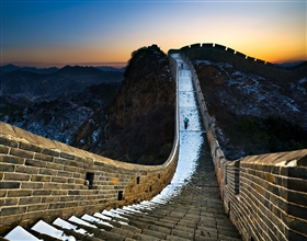 [1-Day Tour] Ming Tombs (Sacred Way) & Mutianyu Great Wall (Group, includes lunch)