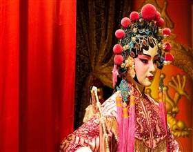 [Evening Tour] Beijing Opera Show with hotel transfer (Group, back seat)