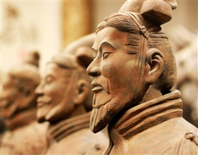 [Half-Day Tour] Terracotta Warriors & Qinshihuang Tomb (Group, includes lunch)<br>[Visa Exclusive 2017]
