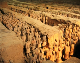 [Half-Day Tour] Terracotta Warriors & Qinshihuang Tomb (Private, includes lunch)<br>[Visa Exclusive 2017]