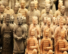 [1-Day Tour] Banpo Museum & Terracotta Warriors (Private, includes lunch)<br>[Visa Exclusive 2017]