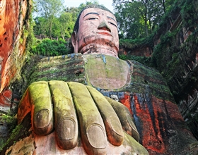 [1-Day Tour] Leshan Giant Buddha & Lingyun Temple (Private, depart Chengdu, includes lunch)