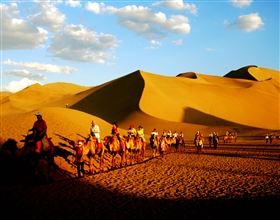 [5-Day Tour] Turpan-Dunhuang-Jiayuguan (Private, 4-star hotel)