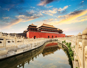 [1-Day Tour] Forbidden City & Mutianyu Great Wall (Group, includes lunch)<br>[Visa Exclusive 2017]