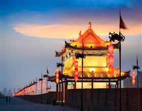 [1-Day Tour] Terracotta Warriors, Xi'an City Wall & Big Wild Goose Pagoda (Private, includes lunch)