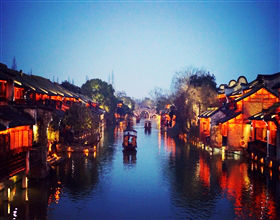 [1-Day Tour] Wuzhen Water Town (DōngZhà) (Private, no-shopping, depart Hangzhou)
