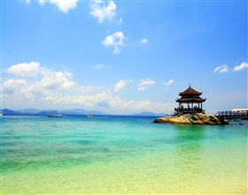 [1-Day Tour] Sanya Wuzhizhou Island (Private)
