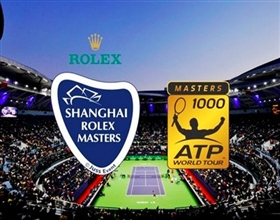 ATP World Tour Masters 1000 Shanghai 2017 (1-Day Ticket, Area A)