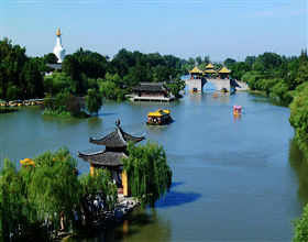 [2-Day Tour] Classic Nanjing & Yangzhou (Private, 4-star hotel)