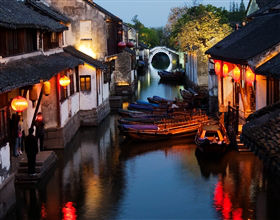 [1-Day Tour] Zhouzhuang Watertown (Private, no-shopping, includes lunch)